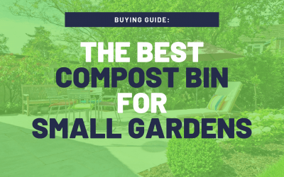 The Best Compost Bins for Small Gardens