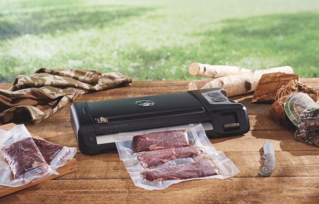 FoodSaver GameSaver Big Game outdoors product photo
