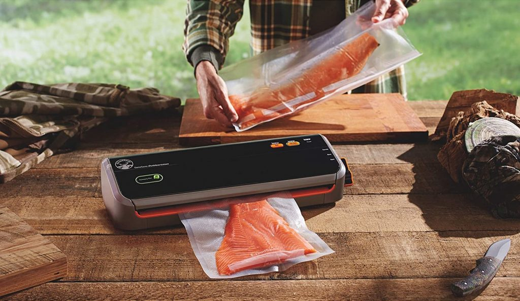 FoodSaver GameSaver Outdoorsman product photo