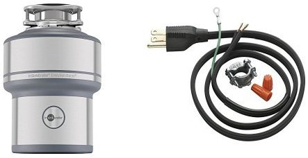 InSinkErator Evolution Excel garbage disposer and power cord