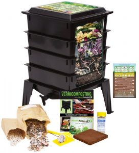 Worm Factory 360 Worm Composting Bin product photo